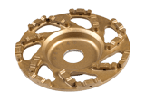 Cup Wheel gold