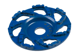 Cup Wheel blue
