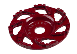 Cup Wheel red